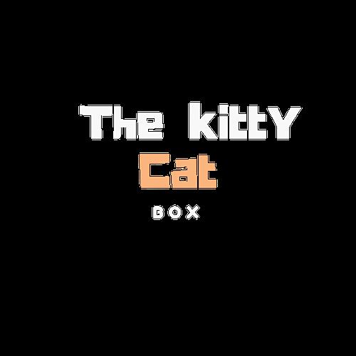Uma caixa de assinatura mensal cheia de brinquedos e brindes divertidos para o seu gato!